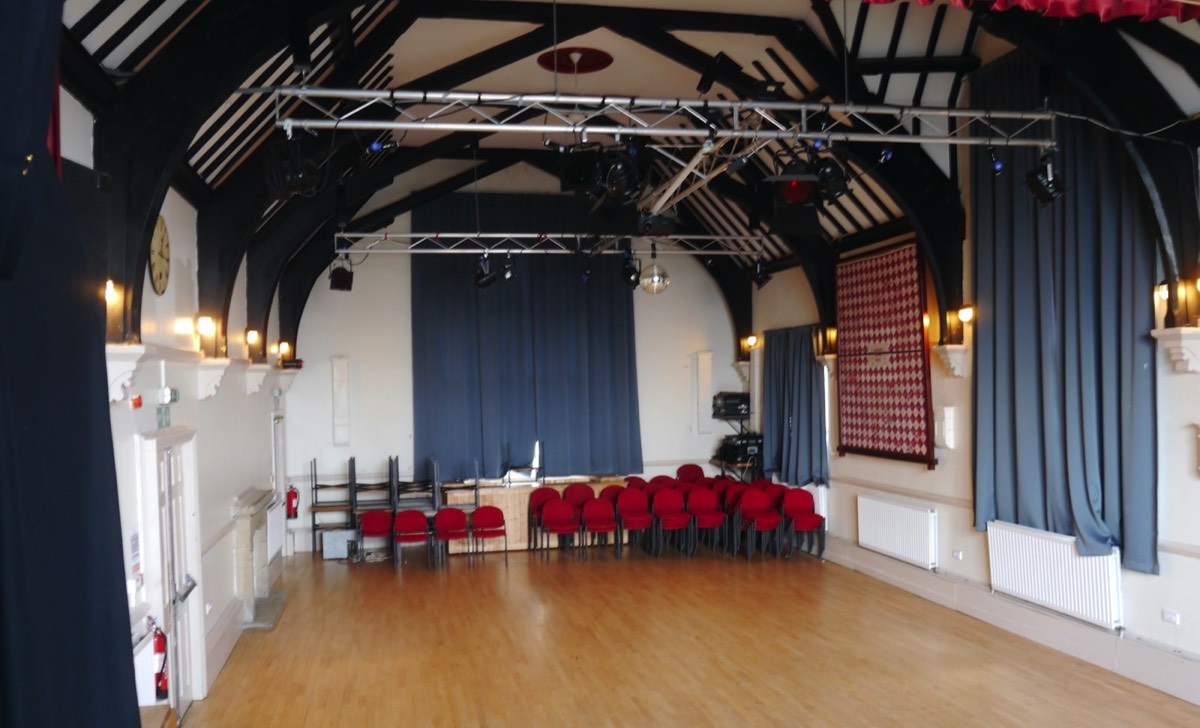 Alston Town Hall Main Room