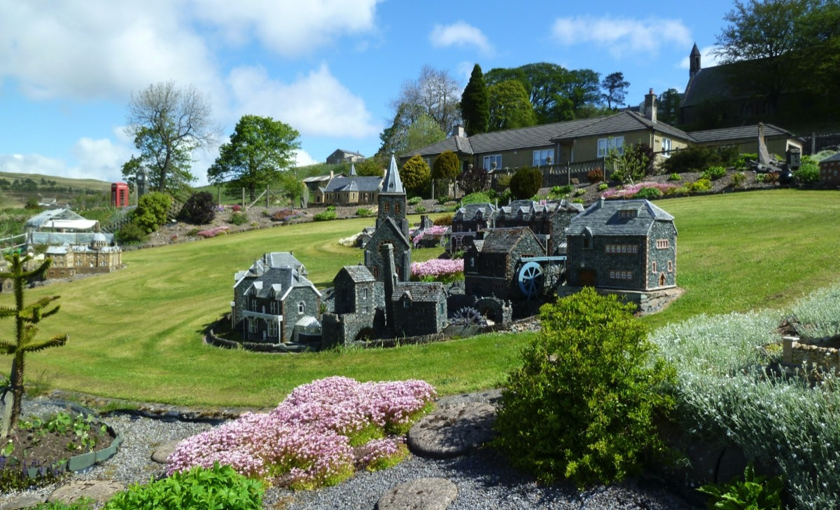 Nenthead Model Village