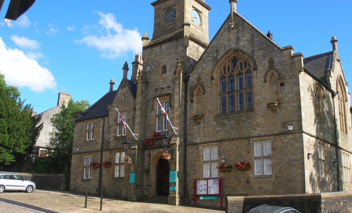 Town Hall, Front Street, Alston