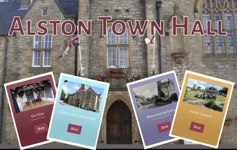 Alston Town Hall